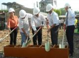 Bàu Bàng: Khởi công xây dựng Trạm Y tế xã Hưng Hòa