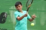 Hoàng Nam vào bán kết Giải quần vợt Asian Closed Junior