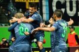 Thắng đậm Wolfsburg, Napoli đặt chân vào bán kết Europa League