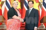 Việt Nam-Na Uy hướng tới nâng tầm quan hệ song phương
