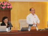 Chính thức bế mạc Hội nghị đại biểu Quốc hội chuyên trách