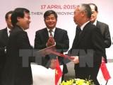 Hội nghị Bộ trưởng lần thứ 11 về kết nối kinh tế Việt Nam-Singapore