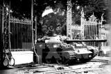 Niềm tự hào của người lái xe tăng sớm nhất vào Dinh Độc Lập