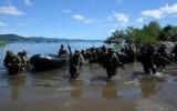 Mỹ-Philippines tập trận chung đối phó với Trung Quốc ở Biển Đông
