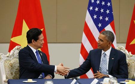 Câu chuyện Việt - Mỹ: Cựu thù và Đối tác