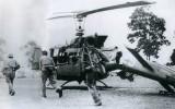 Từ ngày 20 đến 25-4-1975: Các đơn vị tiến vào Sài Gòn đến Sở Chỉ huy chiến dịch nhận nhiệm vụ, mục tiêu trên từng hướng