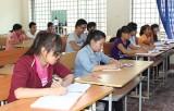 Chuẩn bị cho kỳ thi THPT quốc gia: Tập trung luyện thi ở trường