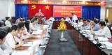 Cụm thi đua các tỉnh miền Đông Nam bộ: Tổ chức lấy ý kiến về hoạt động và bình xét thi đua