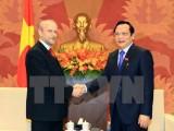 Việt Nam luôn coi trọng phát triển hợp tác nhiều mặt với Séc