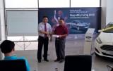 Bình Dương Ford tổ chức chương trình lái xe thử rút thăm trúng thưởng