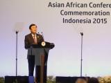 Chủ tịch nước Trương Tấn Sang: Ưu tiên tăng cường kết nối Á-Phi