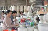 Hội chợ Lifestyle Việt Nam 2015: Gốm sứ Bình Dương gây ấn tượng mạnh
