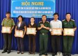 TX.Thuận An, huyện Dầu Tiếng: Triển khai công tác giáo dục quốc phòng, an ninh năm 2015