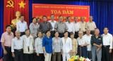 Tọa đàm Kỷ niệm 40 năm giải phóng Thủ Dầu Một – Bình Dương