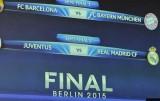 Bán kết Champions League: Juventus gặp Real, Barca chạm trán Bayern
