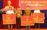 Tổng kết phong trào toàn dân bảo vệ an ninh tổ quốc năm 2014: Nhiều tập thể được Bộ Công an khen thưởng