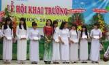 Ở một ngôi trường mang tên danh nhân văn hóa Trịnh Hoài Đức