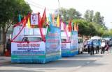 Hưởng ứng Tuần lễ Quốc gia nước sạch và vệ sinh môi trường