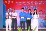 Sôi nổi Hội thi văn nghệ quần chúng xã Long Nguyên, huyện Bàu Bàng