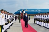 Thủ tướng Nguyễn Tấn Dũng tới Malaysia