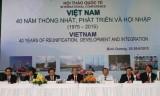 Việt Nam - 40 năm thống nhất, phát triển và hội nhập
