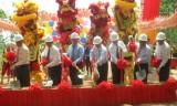 Bàu Bàng: Khởi công công trình đường GTNT ấp Long Thành, xã Long Nguyên