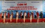 Động thổ dự án cải tạo, nâng cấp cầu đường sắt Bình Lợi và luồng sông Sài Gòn