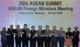 Tuyên bố Chủ tịch Hội nghị cấp cao ASEAN-26 về vấn đề Biển Đông