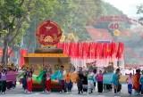 Lãnh đạo Đảng, Nhà nước Lào gửi điện mừng nhân kỳ niệm 30-4