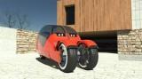 Ôtô có thể tách thành 2 môtô