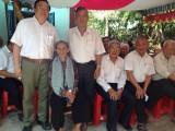 Thuận An: Họp mặt truyền thống cán bộ chiến sỹ và gia đình cơ sở cách mạng