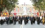 Lễ kỷ niệm 40 năm Ngày giải phóng miền Nam, thống nhất đất nước: Tổ chức trọng thể, an toàn và ý nghĩa