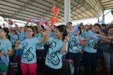 """Đoàn hợp xướng Indonesia giành giải """"Hợp xướng Hội An"""" 2015"""