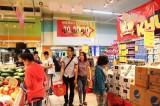 Dịp nghỉ lễ 30-4: Lượng khách tham quan, mua sắm tăng cao