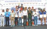 Kết quả Giải đua xe mô tô 150 cc năm 2015: Nguyễn Quang Khải vô địch