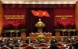 Ngày làm việc thứ 2 Hội nghị lần thứ 11 Ban Chấp hành Trung ương Đảng