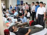 Đoàn khối Các cơ quan tỉnh: 200 đoàn viên, hội viên tham gia hiến máu tình nguyện