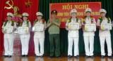 """Công an huyện Phú Giáo tuyên dương điển hình trong phong trào thi đua """"Vì an ninh Tổ quốc"""""""