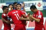 Công Vinh giúp Bình Dương chia tay AFC Champions League bằng chiến thắng