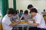 Khẩn trương chuẩn bị thi THPT quốc gia