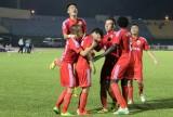 AFC Champions League 2015: B.Bình Dương rời giải với chiến thắng đầu tay