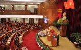 Bế mạc Hội nghị lần thứ 11 Ban Chấp hành Trung ương Đảng khóa XI