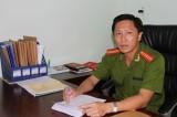 Thiếu tá Đoàn Văn Bảo, Phó Giám thị Trại tạm giam Công an Bình Dương: Phấn đấu học tập để hoàn thành tốt công việc