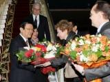 Chủ tịch nước đến Moskva dự Lễ kỷ niệm Chiến thắng phát xít