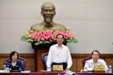 Thủ tướng: Tăng cường nguồn lực cho giảm nghèo bền vững