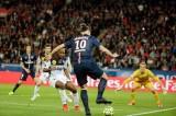 Thắng Guingamp 6 - 0, Paris S.G tiến gần ngôi vô địch