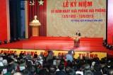 Thủ tướng dự kỷ niệm 60 năm Ngày giải phóng thành phố Hải Phòng