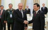 Tăng cường hơn quan hệ Đối tác chiến lược toàn diện Việt-Nga