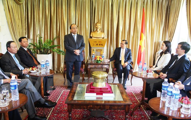 Phó Thủ tướng Nguyễn Xuân Phúc