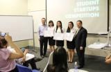 Sinh viên Đại học Quốc tế Miền Đông chiến thắng nhóm cuộc thi khởi nghiệp